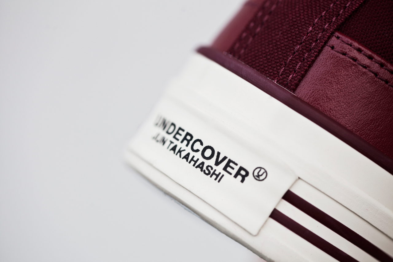 Image of UNDERCOVER 2013 Fall/Winter Footwear Collection