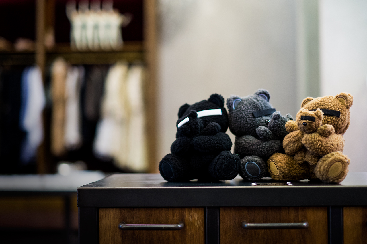 Image of UNDERCOVER 2013 UBEAR