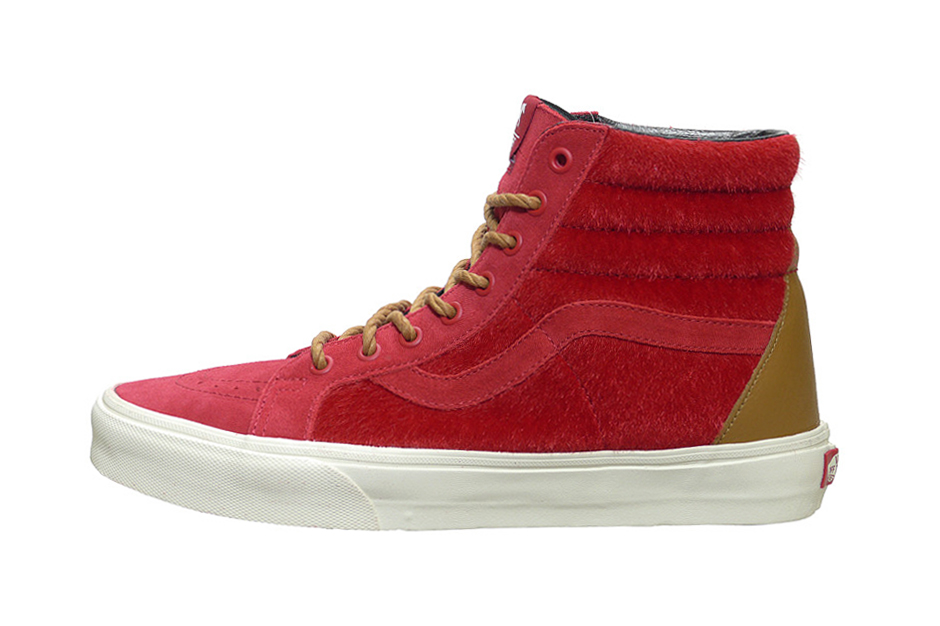 "Image of Vans Sk8-Hi Reissue ""Year of the Horse"" Pack"
