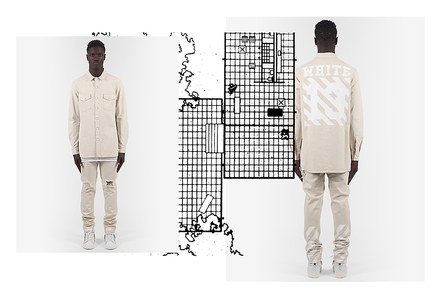 Image of Virgil Abloh Launches Off-White c/o Virgil Abloh 2014 Spring/Summer Preview