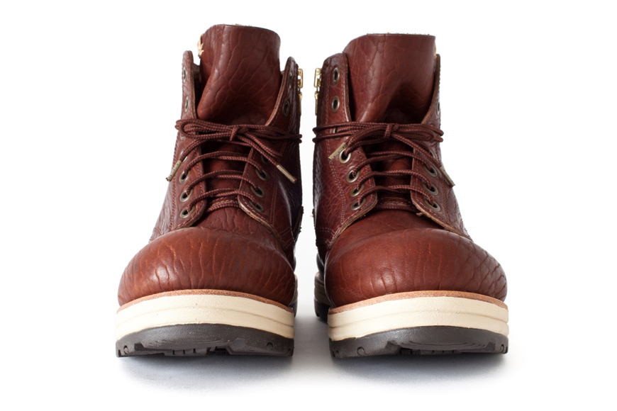 Image of visvim 2013 Fall/Winter 7 HOLE PLAIN TOE