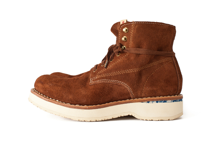 Image of visvim 2013 Fall/Winter VIRGIL BOOTS-FOLK