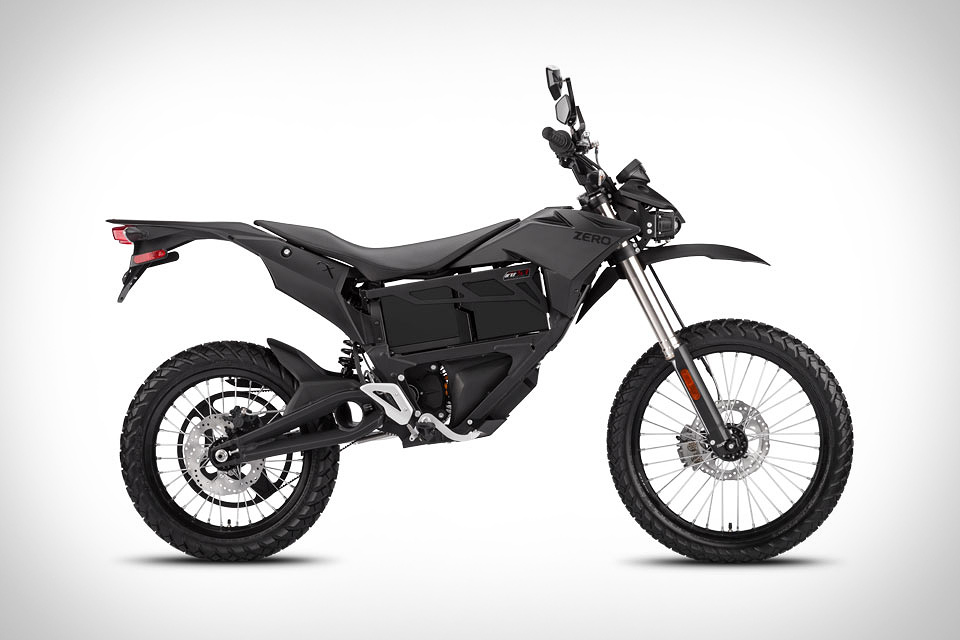 Image of Zero FX Stealthfighter Motorcycle