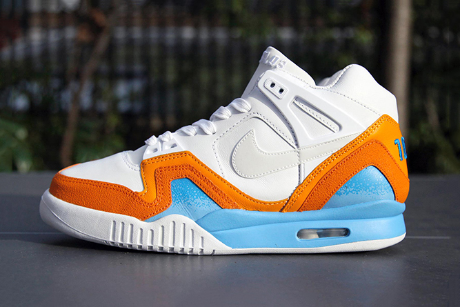 "Image of Nike Air Tech Challenge II TZ SP ""Australian Open"""