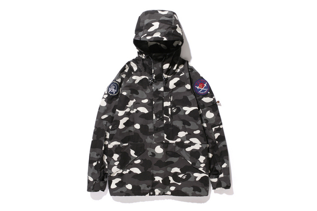 Image of A Bathing Ape 2014 Spring CITY CAMO ECWCS PULLOVER PARKA