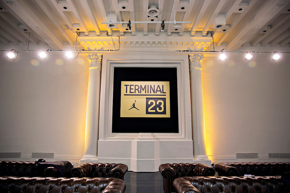 Image of A Close-Up Look at Terminal 23 by Jordan Brand