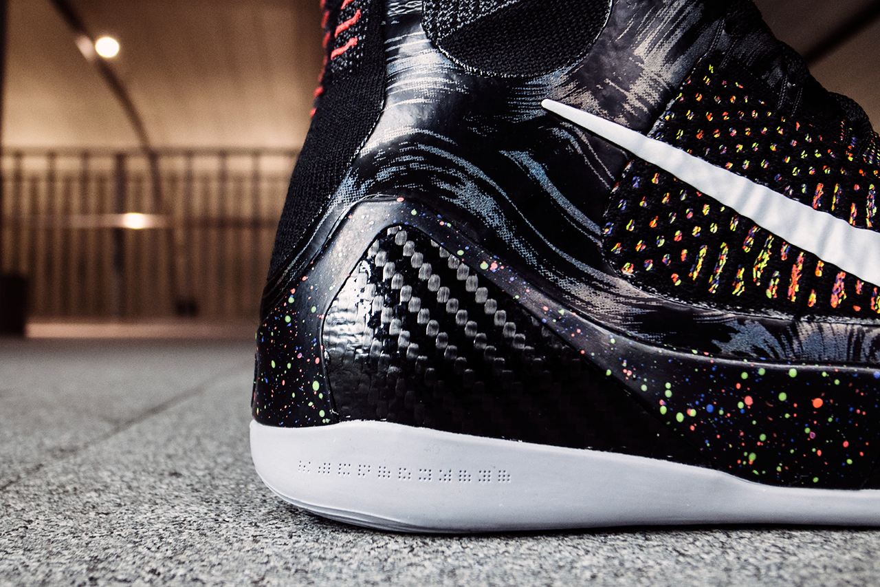 Image of A Closer Look at the Nike Kobe 9 Elite