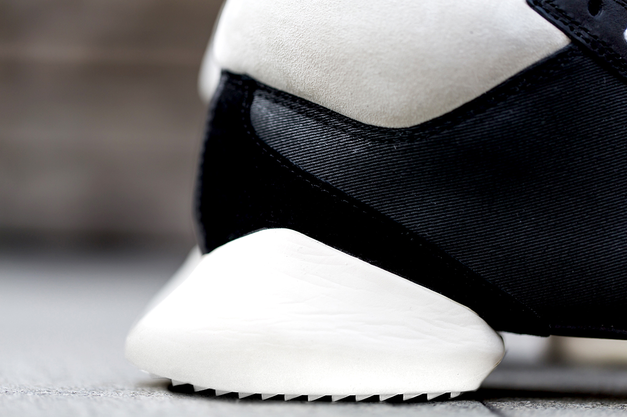Image of A Closer Look at the Rick Owens for adidas 2014 Spring/Summer Tech Runner