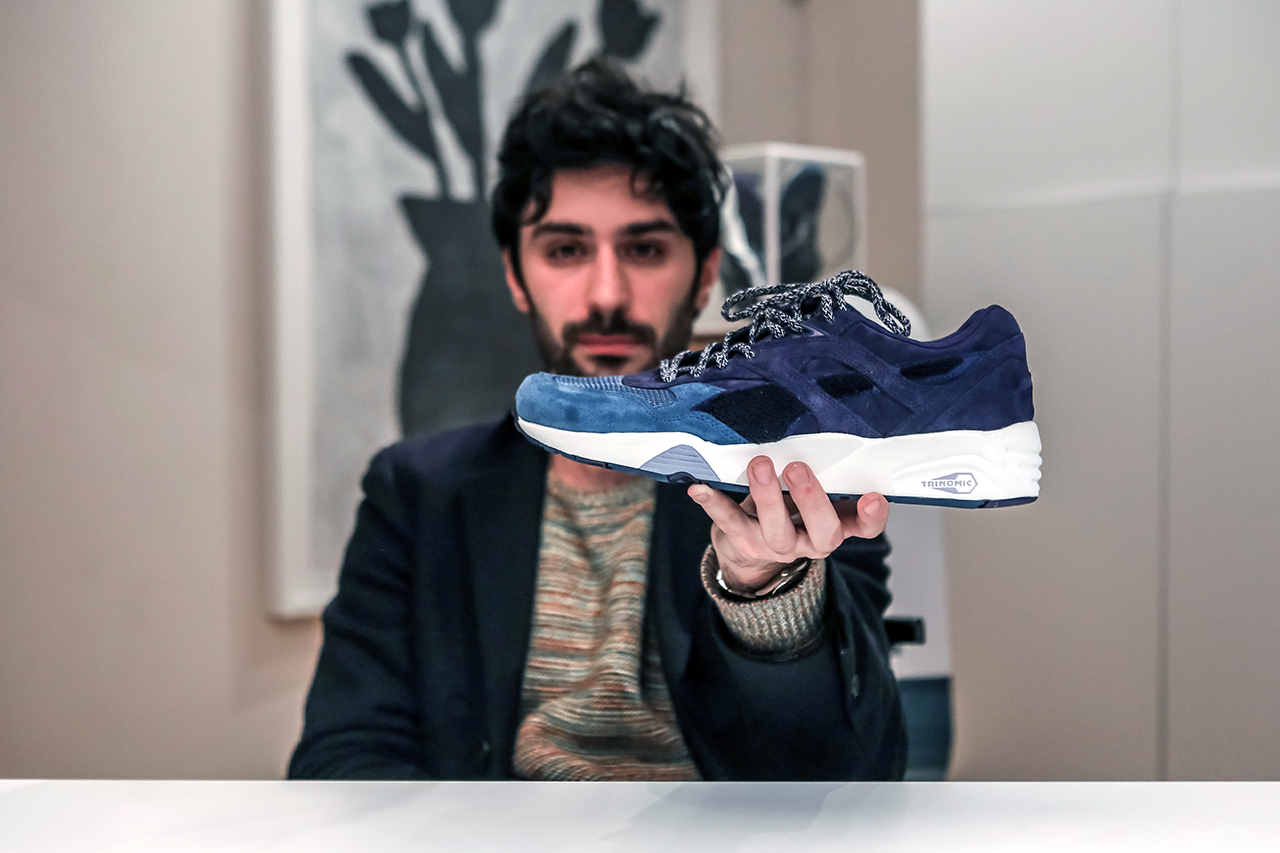 "Image of A Conversation with David Obadia of BWGH About the PUMA ""Bluefield"" Project"