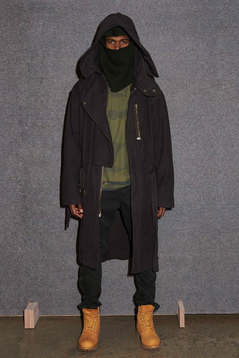 Image of A.P.C. Kanye 2014 Fall Capsule Collection
