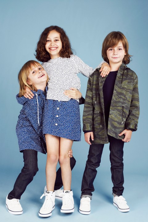 Image of A.P.C. x Bonton 2014 Spring/Summer Children's Collection