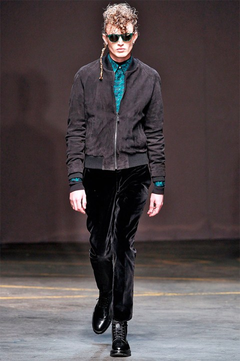 Image of A. Sauvage 2014 Fall/Winter Collection
