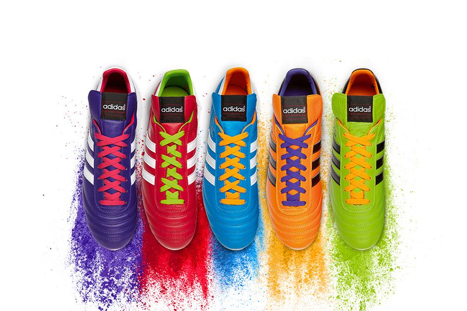 "Image of adidas 2014 Spring/Summer Copa Mundial ""Samba"" Collection"