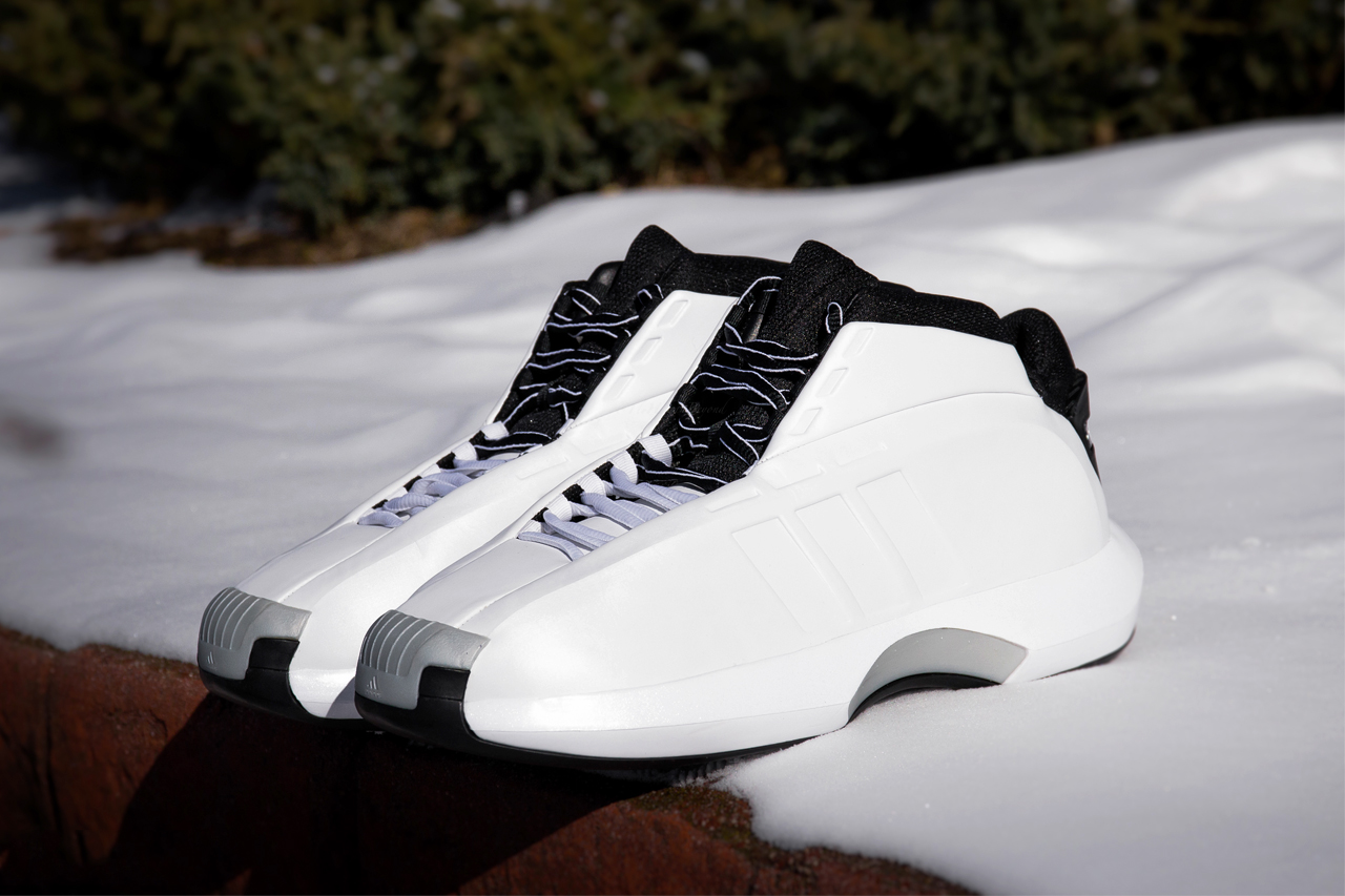 Image of adidas Crazy 1 OG White/Black