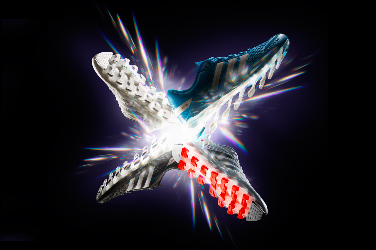 Image of adidas Officially Unveils New Springblade Razor