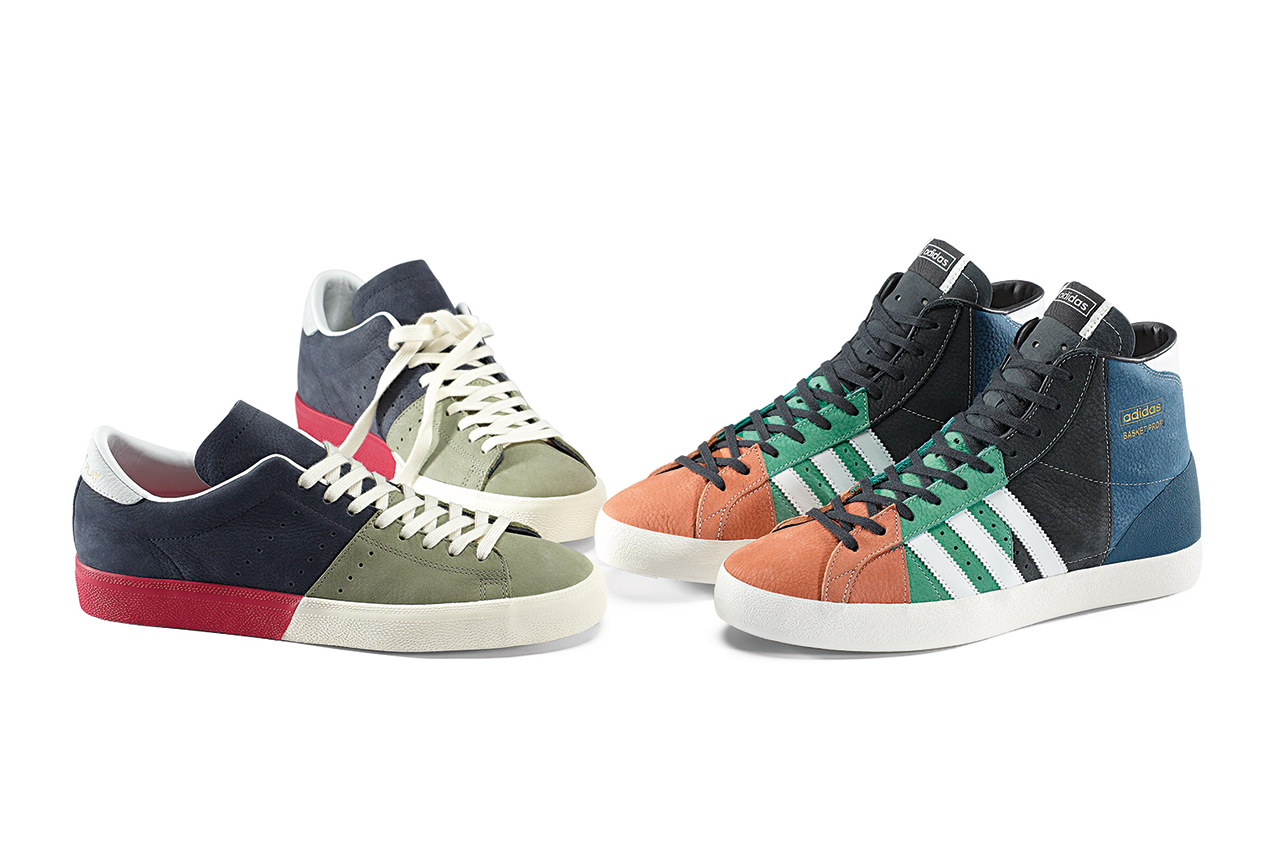 "Image of adidas Originals Blue 2014 Spring/Summer ""Remix Oddity"" Pack"