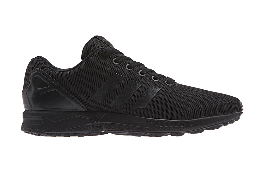 "Image of adidas Originals 2014 Spring/Summer ZX FLUX ""Black Elements"" Pack"