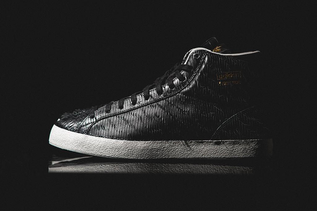 Image of adidas Originals Basket Profi Eagle Black