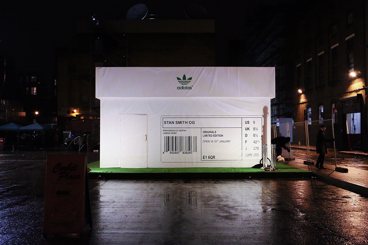 Image of adidas Originals Stan Smith Launch Event @ The Old Trueman Brewery London Recap
