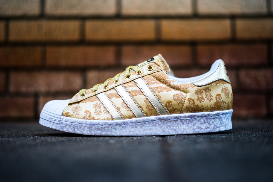 "Image of adidas Originals Superstar 80s ""Year of the Horse"""