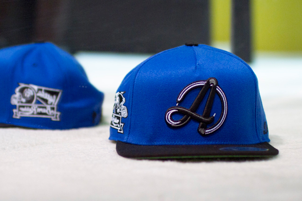 Image of Agenda x Flexfit Hat 2014 Collection featuring Burn Rubber, 40 OZ NYC, CLSC and Basecamp