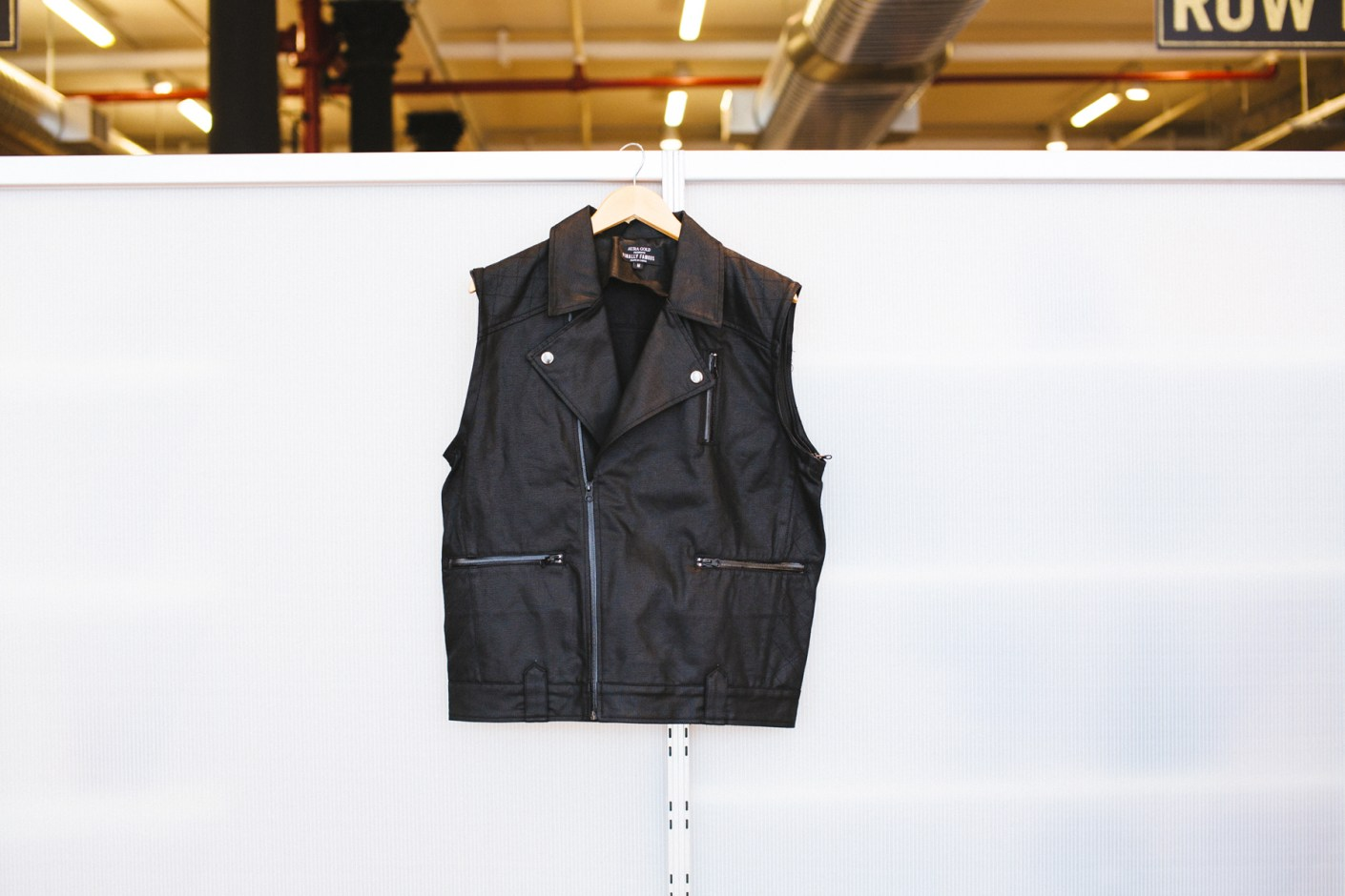 Image of Agenda New York: Aura Gold 2014 Fall/Winter Preview