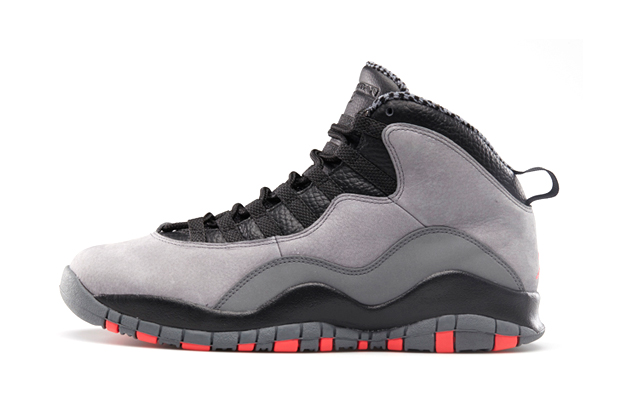 """Image of Air Jordan 10 Retro """"Cool Grey"""""""