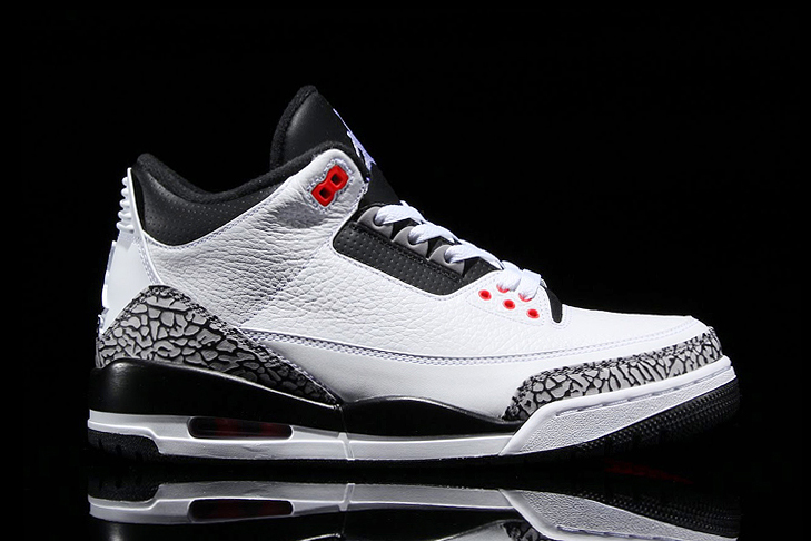 Image of Air Jordan 3 Retro Infrared 23