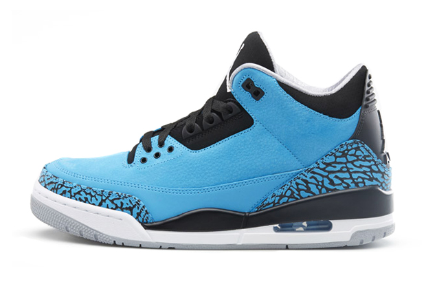 "Image of Air Jordan 3 Retro ""Powder Blue"""