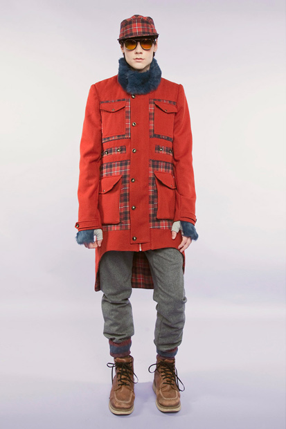 Image of Alder New York 2014 Fall/Winter Lookbook