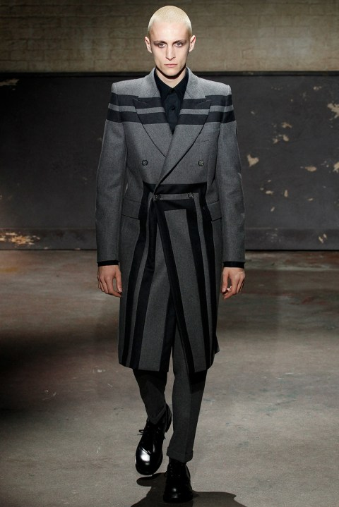 Image of Alexander McQueen 2014 Fall/Winter Collection