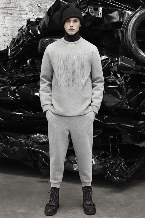 Image of Alexander Wang 2014 Fall/Winter Collection