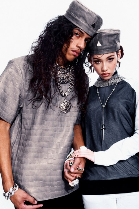 "Image of AMBUSH 2014 Spring/Summer ""NU ORDER"" Collection"