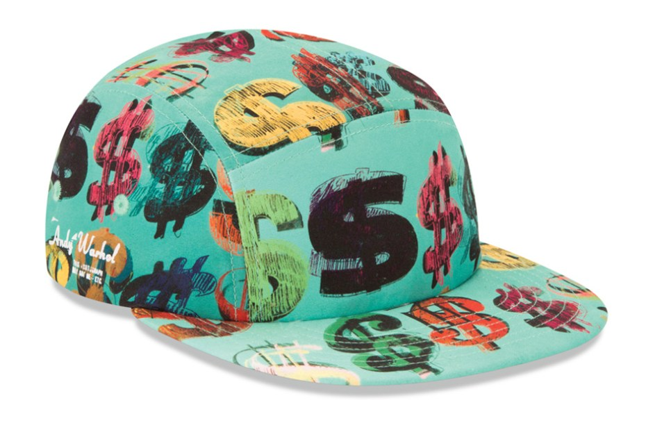 "Image of The Andy Warhol Foundation x New Era ""Cha Ching"" Camper"