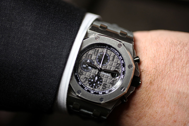 Image of Audemars Piguet Royal Oak Offshore 42mm Collection