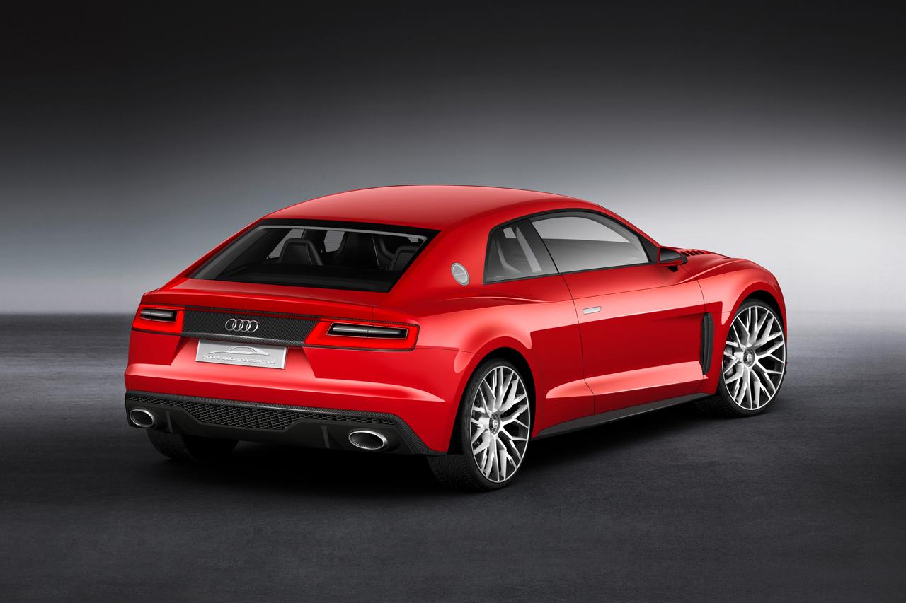 Image of Audi Sport Quattro Laserlight Concept