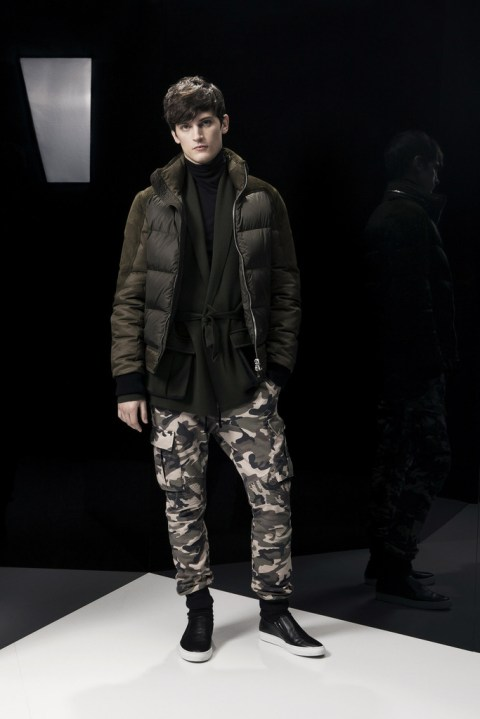 Image of Balmain 2014 Fall/Winter Collection