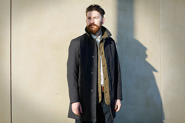 Image of Barbour 2014 Spring/Summer Lookbook by End
