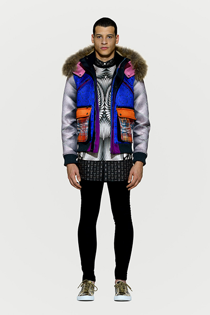 Image of Basso & Brooke Studio 2014 Fall/Winter Lookbook