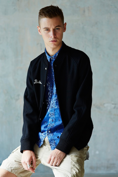 """Image of  BEDWIN & THE HEARTBREAKERS 2014 Spring/Summer """"Don't Ask Why"""" Lookbook"""