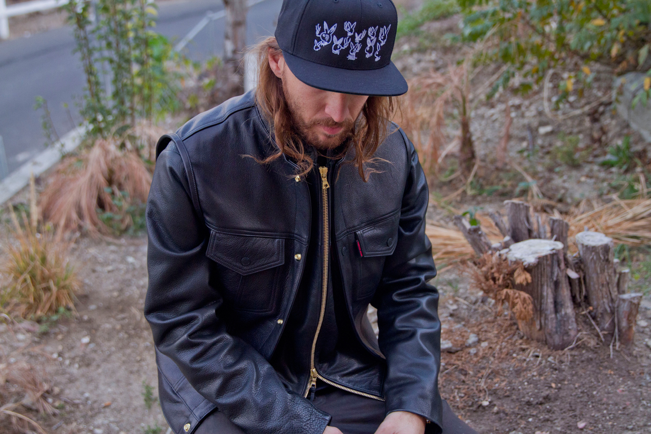 Image of BEST WISHES 2014 Fall/Winter Lookbook