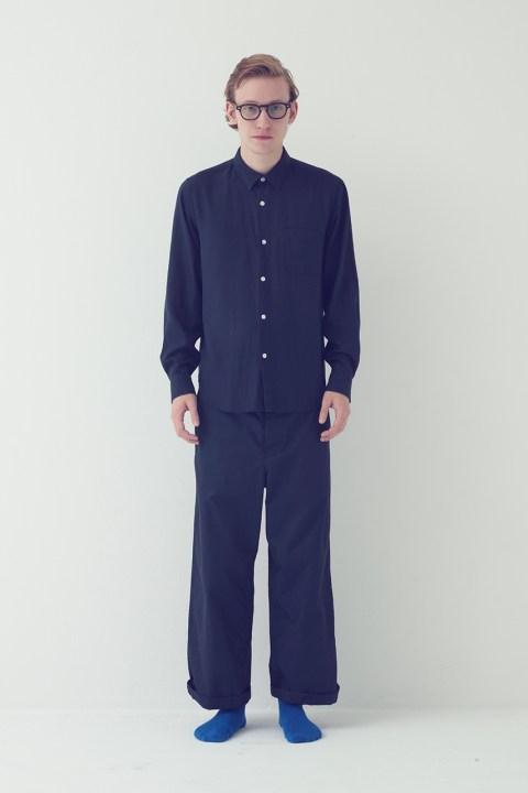 Image of Black & Blue 2014 Spring/Summer Lookbook