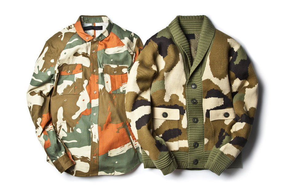 Image of Black Scale 2013 Holiday Collection