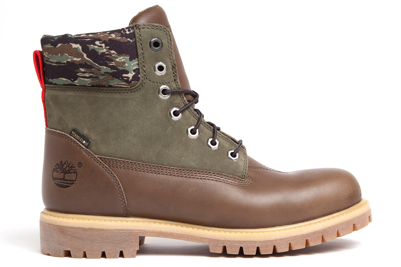 Image of Black Scale x Timberland 2014 Fall Collection