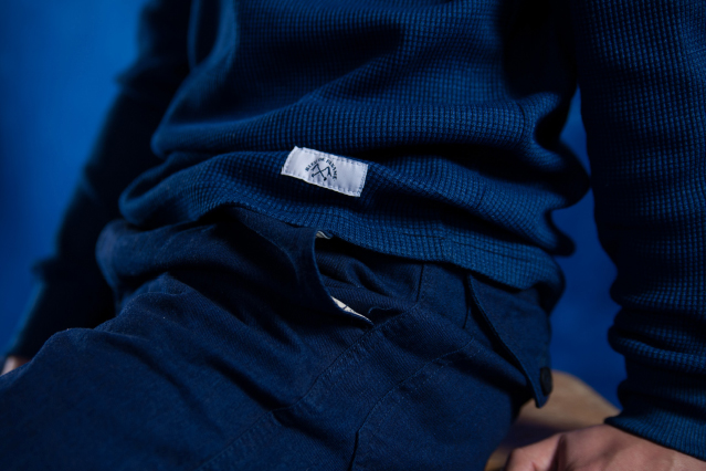 "Image of Bleu De Paname 2014 Spring/Summer ""Indigo"" Capsule Collection"