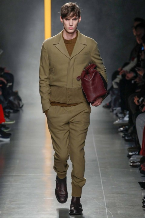 Image of Bottega Veneta 2014 Fall/Winter Menswear Collection