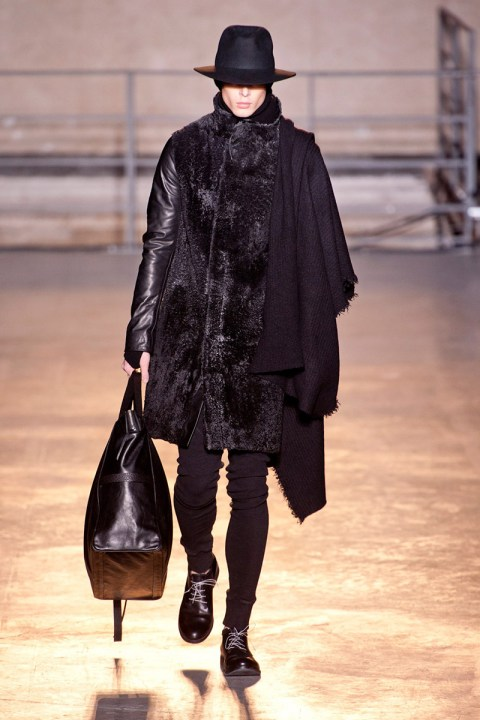 Image of Boris Bidjan Saberi 2014 Fall/Winter Collection