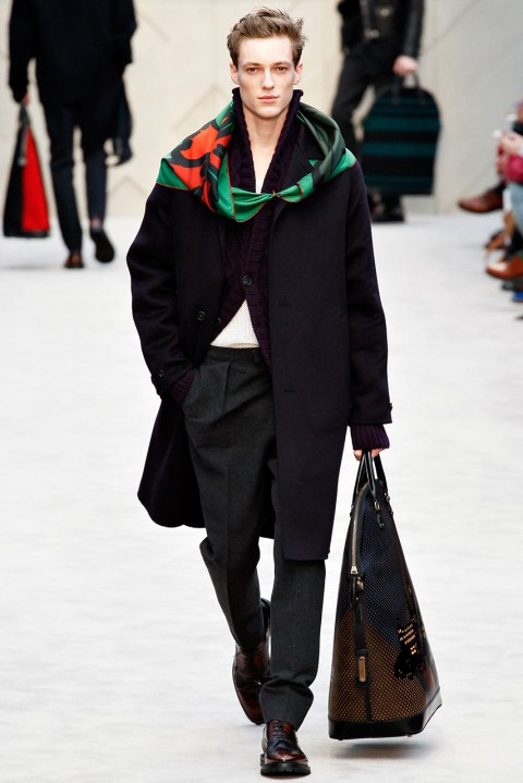Image of Burberry Prorsum 2014 Fall/Winter Collection