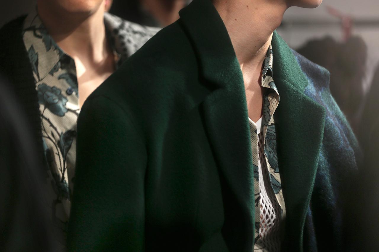 Image of Burberry Prorsum 2014 Fall/Winter Show Recap