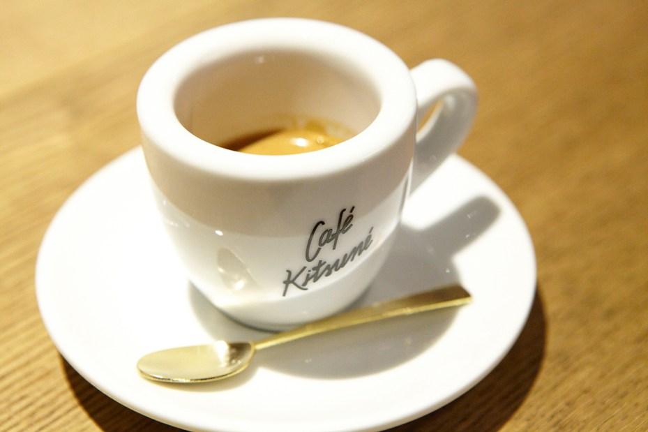 Image of Café Kitsuné Paris Opening
